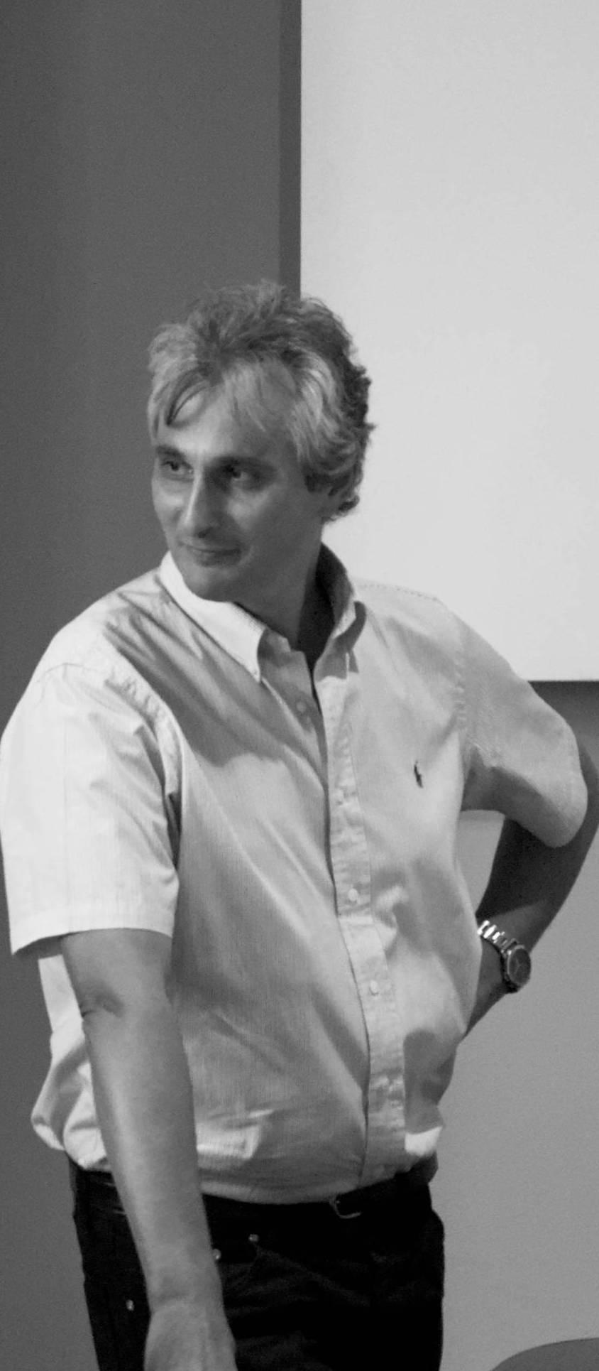 Patrick Barrès
