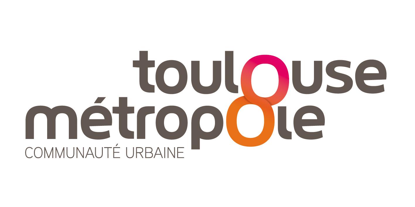 TLSE METROPOLE logo couleur positif
